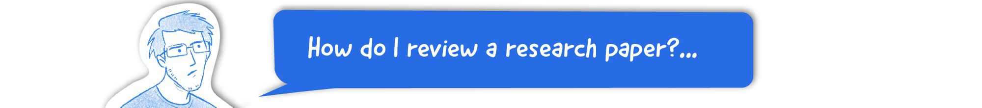 How do I review a research paper?